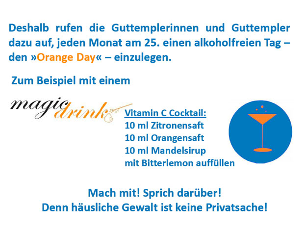 Magic Drink-Rezept