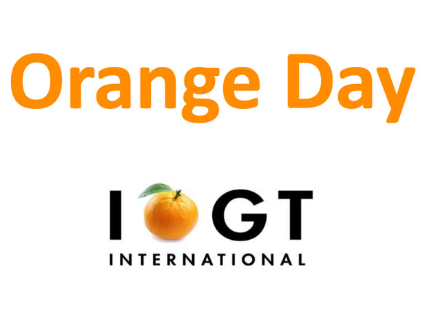Orange Day - IOGT International